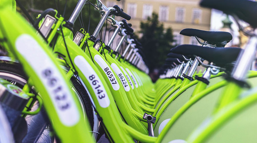 Bicicletas Eléctricas con Hidrógeno