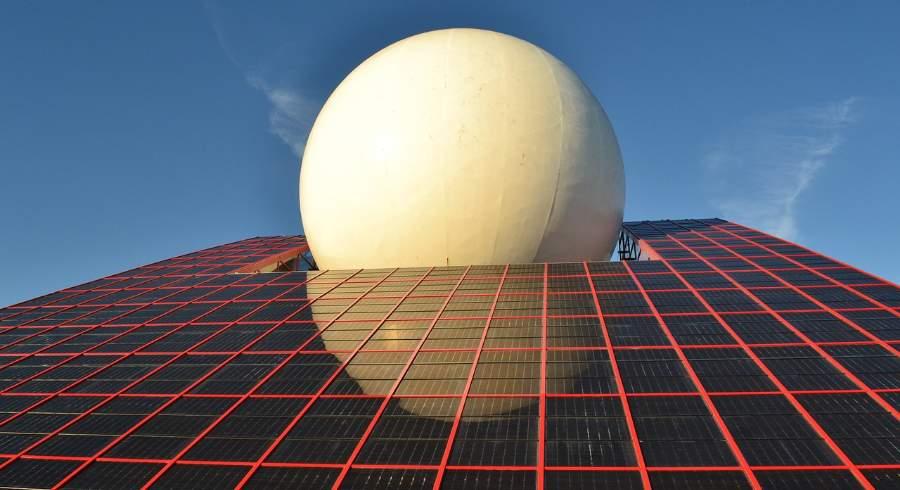 Paneles solares y diseño