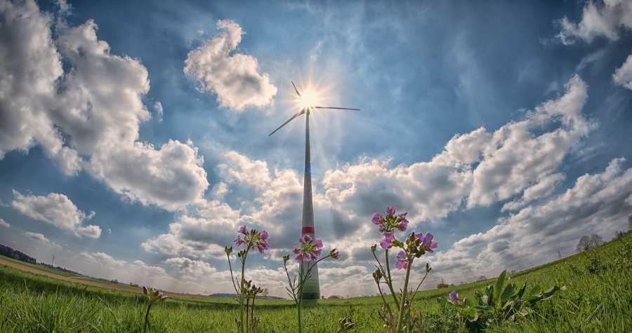 Qué es a energía eólica
