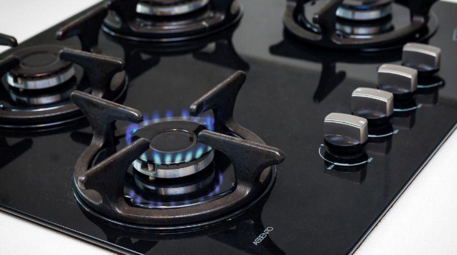 Cocina de gas o cocina de luz