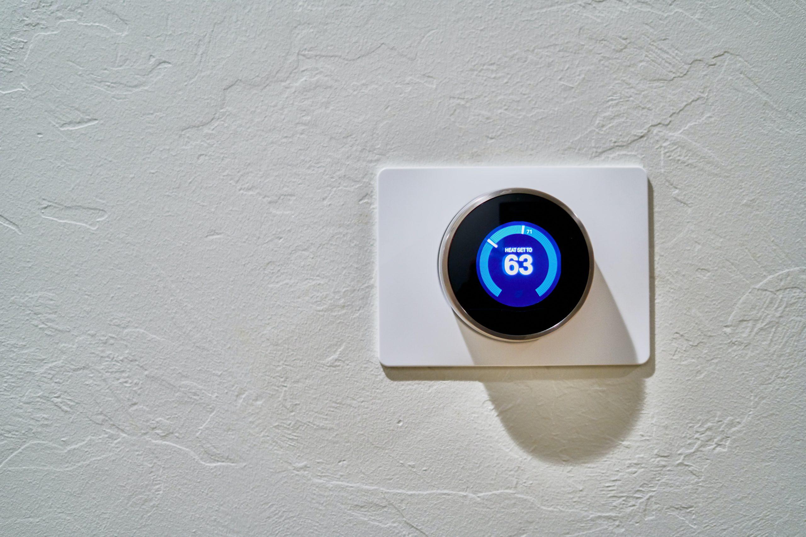 como ahorrar con un termostato inteligente